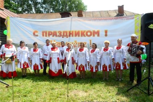 В деревне Хирлукасы отпраздновали День деревни
