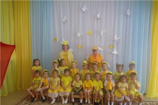 Увлекательное развлечение в детском саду