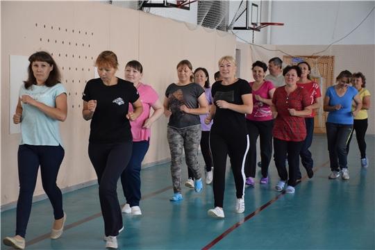 Единый день здоровья в Красночетайском районе: «Спорт- это жизнь»