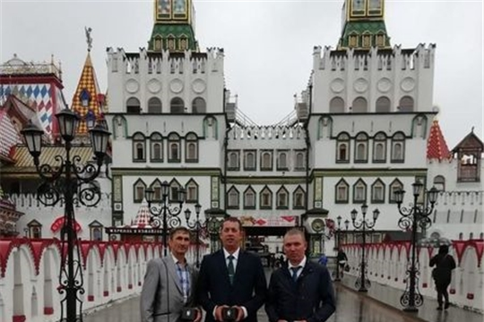 Аграрии района приняли участие в праздновании чувашского национального праздника «Акатуй» в Москве
