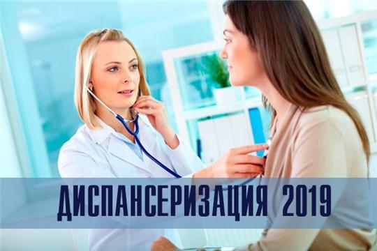 В 2019-2020 годах пройдет Всероссийская диспансеризация взрослого населения