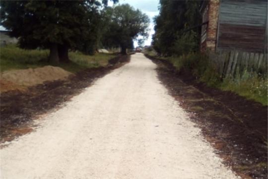 Новые дороги – на радость жителям