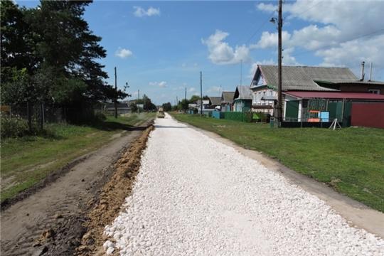 Ремонт грунтовой дороги