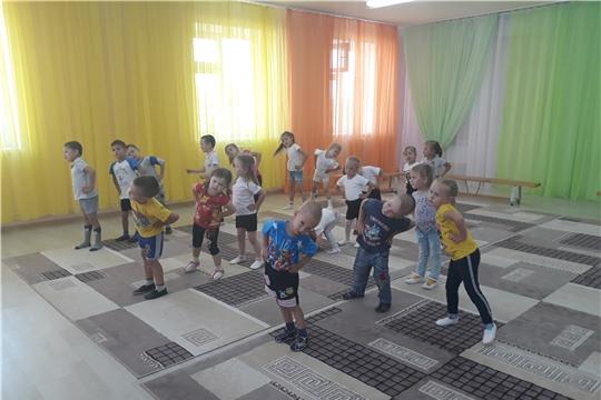 День здоровья – ежемесячный неотъемлемый праздник в детском саду