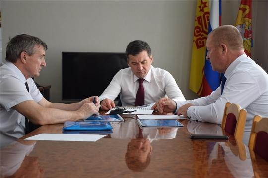 Сельские поселения Красночетайского района готовы участвовать в софинансировании проектов стоимостью более 5 млн рублей