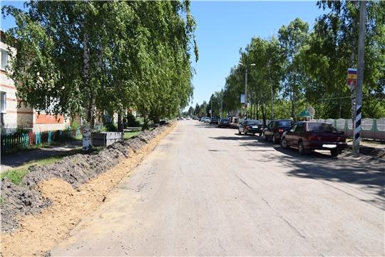 В связи с проведением ремонтных работ будет частично закрыто движение транспорта по ул.Новая с.Красные Четаи