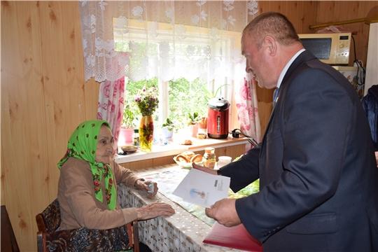 Залог долголетия Ольги Морсковой- внимание, забота и любовь близких