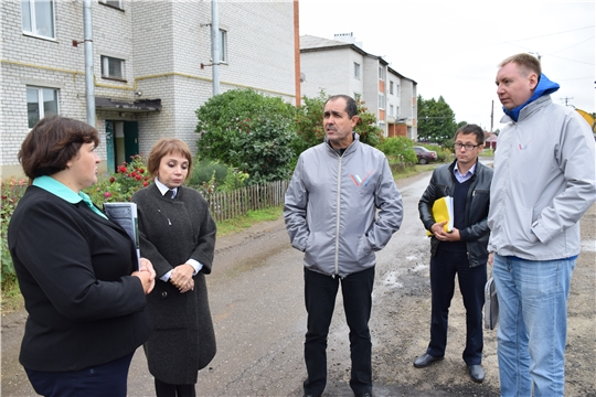 Ход реализации федерального проекта «Формирование комфортной городской среды» -  на контроле