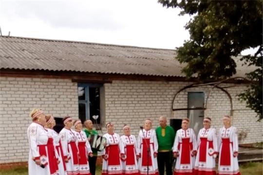 """Праздник """"Ильин день"""" в деревне Торханы"""