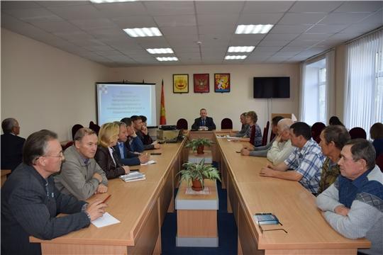 Прошло совещание с пчеловодами и руководителями сельскохозяйственных предприятий района
