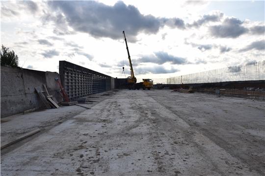 В СХПК «Коминтерн» ведется строительство сенажных траншей