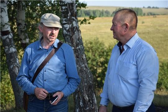 Пример того, как делать дело. В СПОК «Пелагея» ведется сбор первого урожая огурцов с открытого грунта