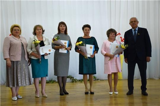 Августовская конференция в Красночетайском районе - новые цели и задачи для педагогической общественности