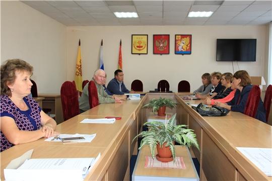 Обучающий семинар с участковыми избирательными комиссиями
