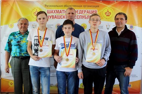 Красночетайские шахматисты вновь взяли пальму первенства