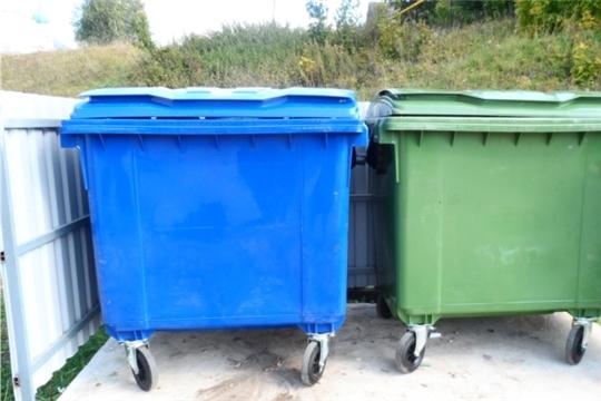В Пандиковском сельском поселении ведется установка новых евроконтейнеров для сбора мусора