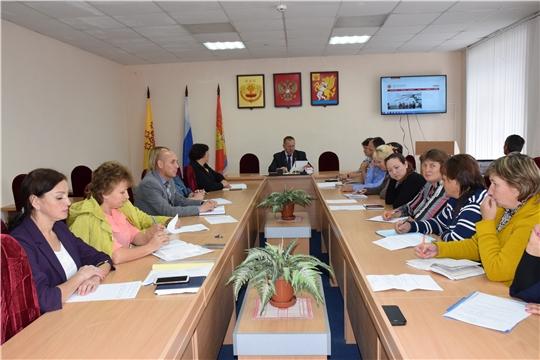 Очередное совещание с главами сельских поселений