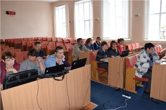 В рамках реализации регионального проекта «Старшее поколение» прошло обучение граждан предпенсионного возраста