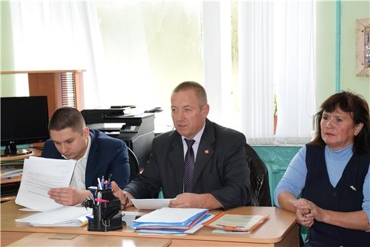 В Красночетайском районе состоялся Единый информационный день