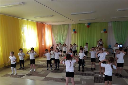 Весело и ярко прошел День здоровья в детском саду «Солнышко»