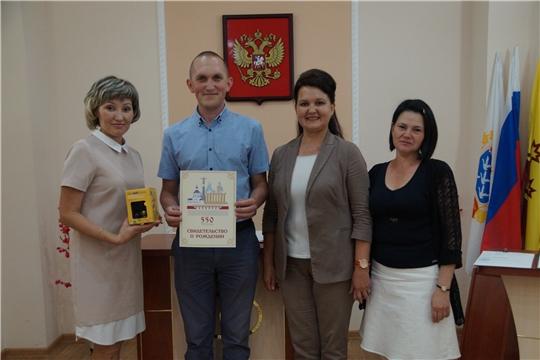 В Ленинском районе зарегистрирован 700-ый новорожденный