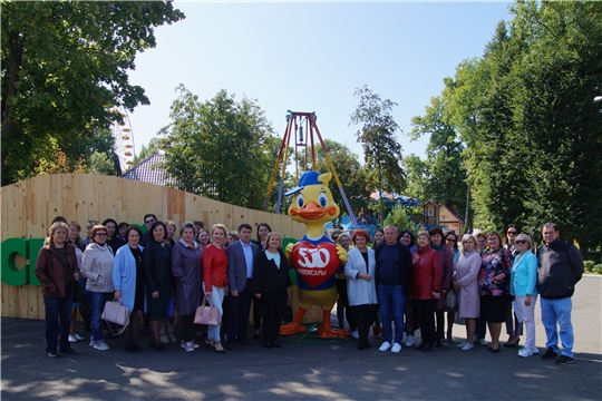 Чебоксарам -550: Ленинский район готовится к открытию «Недели с городом»