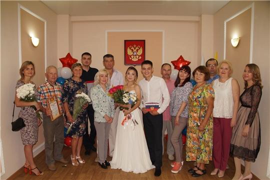 Чебоксарам 550 лет: в администрации Ленинского района состоялась встреча поколений
