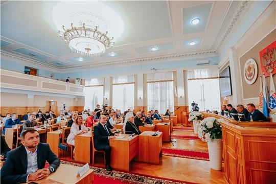 Запятая 550-летия Чебоксар: на итоговом оргкомитете поблагодарили весь город