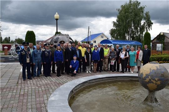 11 августа в рамках акции «Первый чувашский космонавт» прошло первое мероприятие