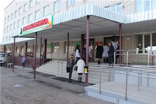 Общественный совет по независимой оценке качества условий оказания услуг в Цивильской центральной районной больнице
