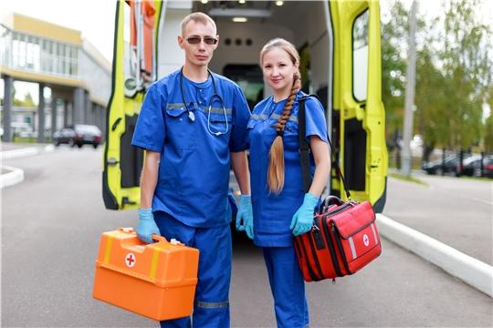 Центр медицины катастроф и скорой помощи внедряет системы безопасности для бригад «03»