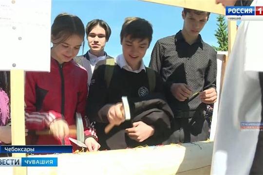 Чебоксарские школьники «забили» на пагубные привычки  Источник: http://chgtrk.ru/news/23109
