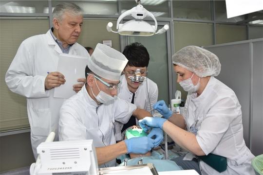 Республиканский Чемпионат стоматологического мастерства в номинации «Эндодонтическое мастерство»