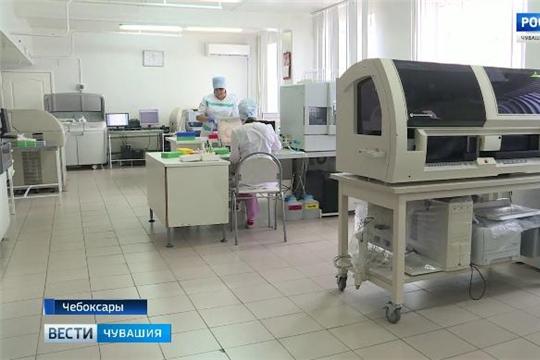 Лабораторные анализы – по интернету: больницы республики подключаются к новой информационной системе  Источник: http://chgtrk.ru/news/23568
