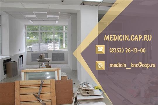 Капитальный ремонт в больнице скорой медицинской помощи