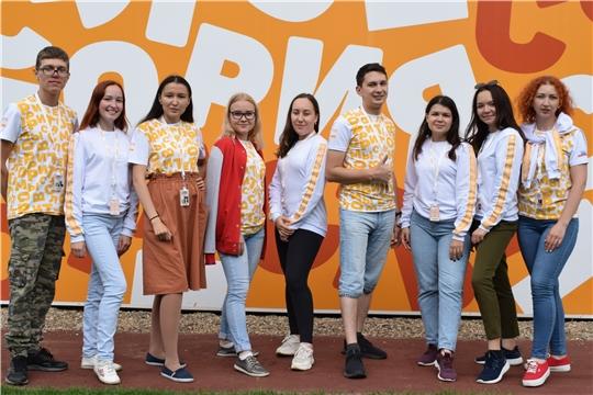 Волонтеры-медики Чувашии участвуют на всероссийском молодежном образовательном форуме «Территория смыслов»