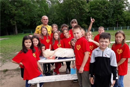 В детских оздоровительных лагерях проходят мастер-классы по оказанию первой помощи