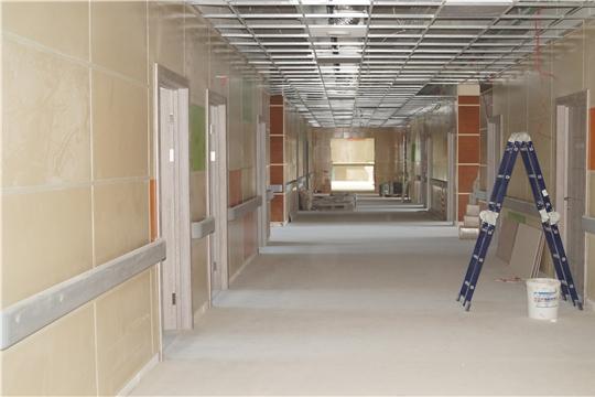 Строительство многопрофильной поликлиники — на особом контроле Минздрава Чувашии