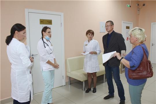 Первая Чебоксарская городская больница делится опытом бережливых технологий