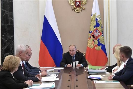 Министр Вероника Скворцова приняла участие в совещании по вопросам модернизации первичного звена здравоохранения под председательством Президента Владимира Путина