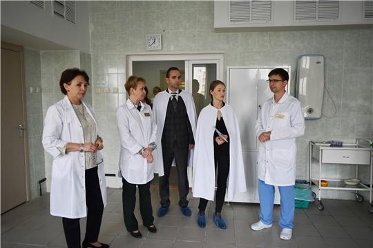 Борьба с сердечно-сосудистыми заболеваниями - стратегическое направление национального проекта «Здравоохранение»