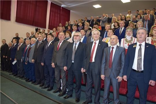 Состоялся Большой Совет Чувашского национального конгресса