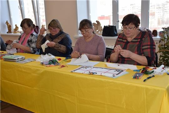Состоялся Республиканский семинар-практикум по традиционному чувашскому ткачеству и плетению поясов