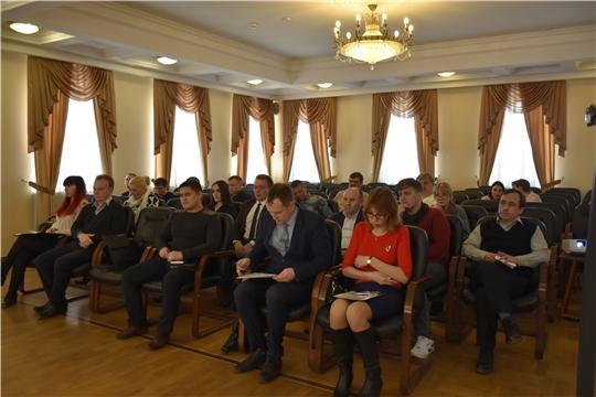 В Чувашском национальном музее состоялось совещание с руководителями кинотеатров и кинозалов Чувашской Республики