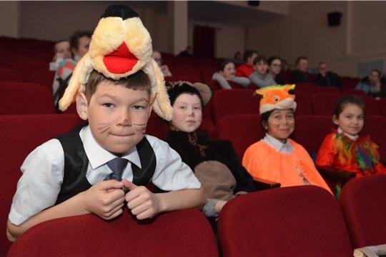 Состоится церемония награждения победителей IV Республиканского фестиваля детских самодеятельных театральных коллективов «АВАНсцена»