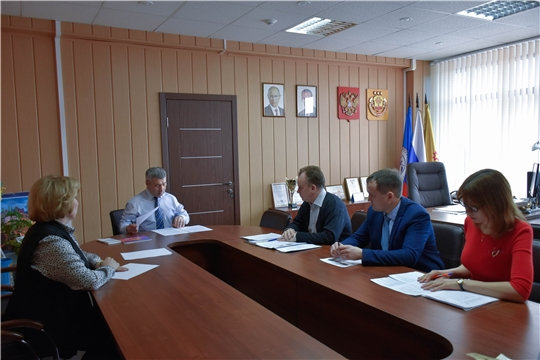 Под руководством Константина Яковлева состоялось рабочее совещание по вопросам организации XII Чебоксарского международного кинофестиваля