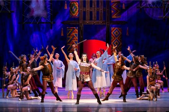 Состоится открытие XXIII Международного балетного фестиваля