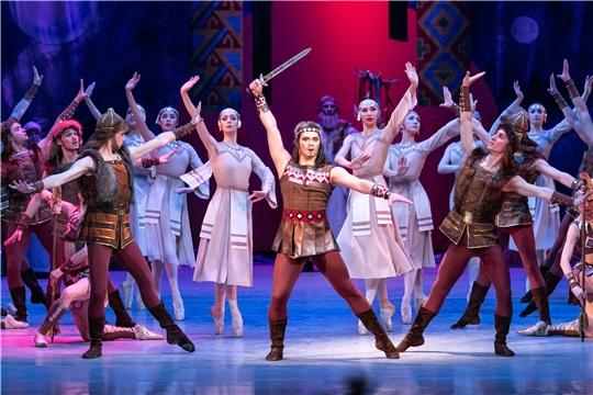 В Чебоксарах открылся XXIII Международный балетный фестиваль