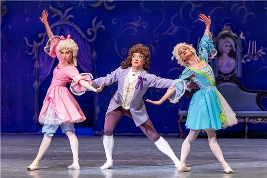 XXIII Международный балетный фестиваль. День второй