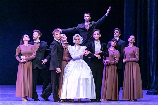 XXIII Международный балетный фестиваль. День третий